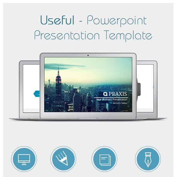 Useful - Powerpoint Presentation Template