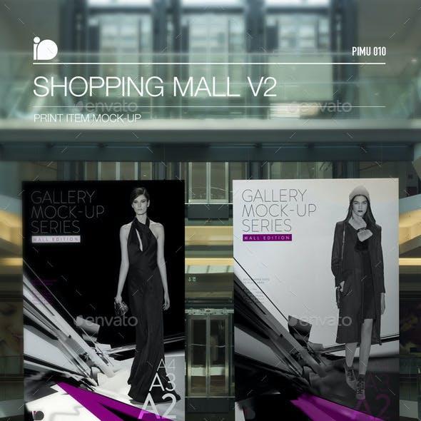 Mock-Up • Shopping Mall v2