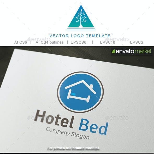 Hotel Bed Logo