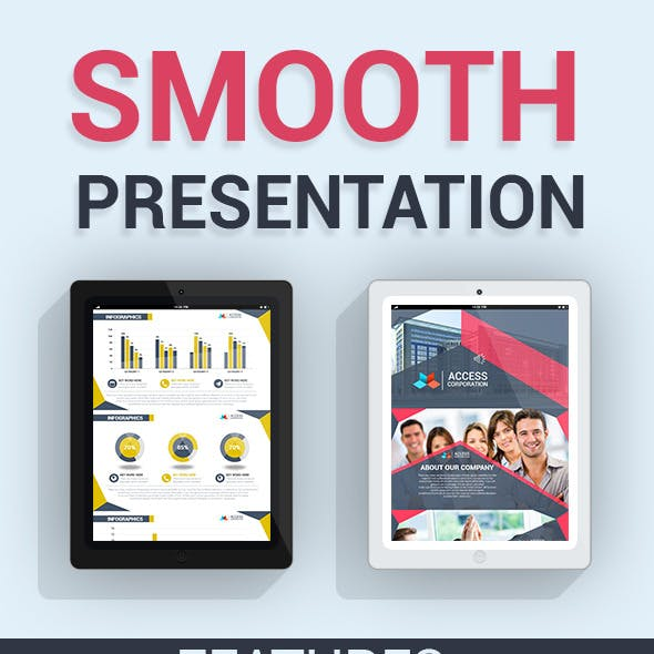 Smooth PowerPoint Presentation Template