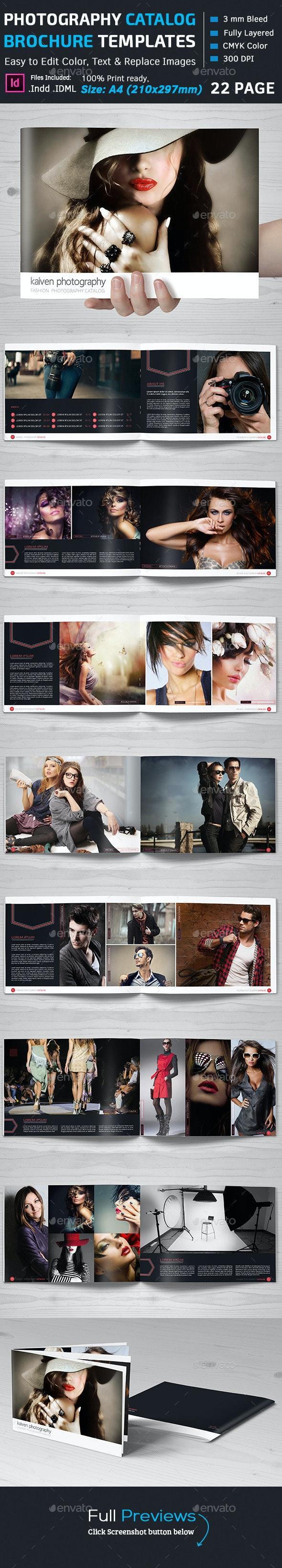 Fashion Photography Catalog - Catalogs Brochures