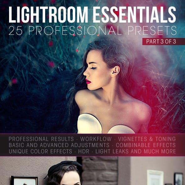 25 Essential Lightroom Presents - Part 3