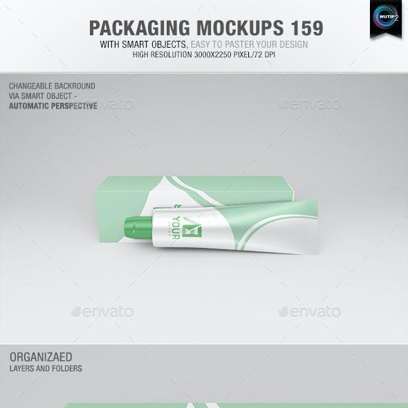 Packaging Mock-ups 159