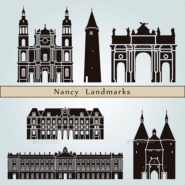 Nancy Landmarks and Monuments