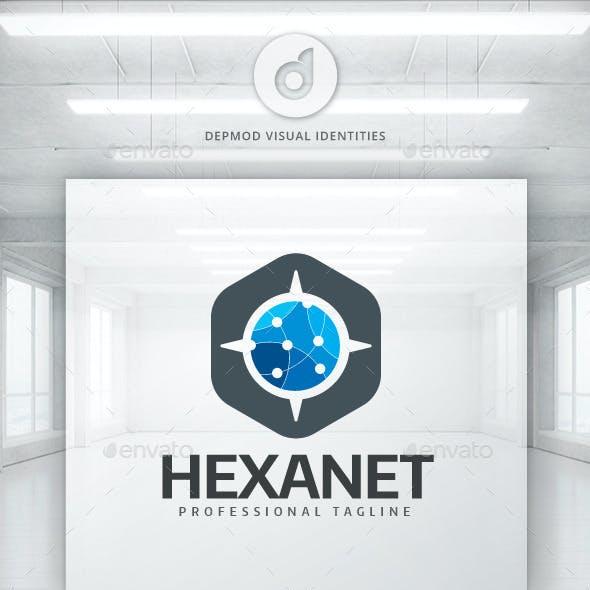Hexa Net Logo