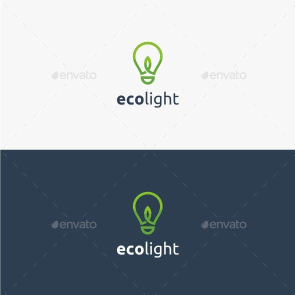 Eco Light - Logo Template
