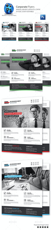 Marketing Business Flyer Print Templates - Flyers Print Templates