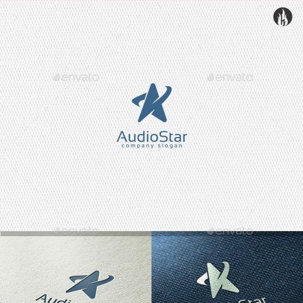 Audio Star Logo