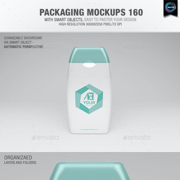 Packaging Mock-ups 160