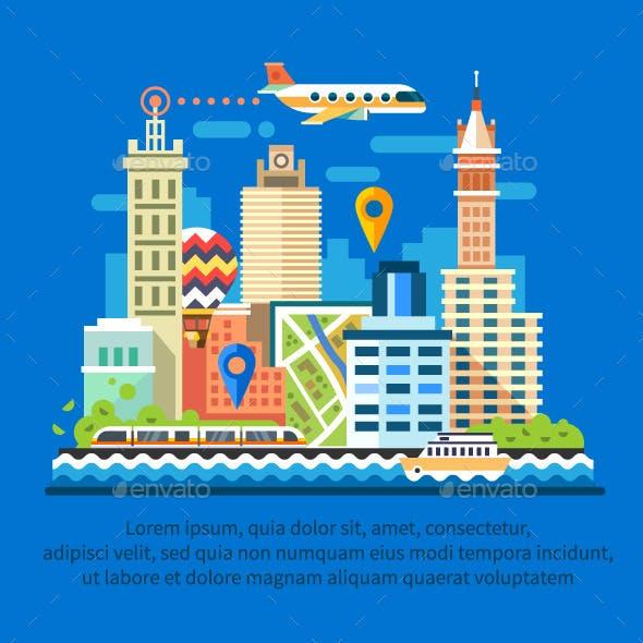 Communications of Megapolis Social Networks