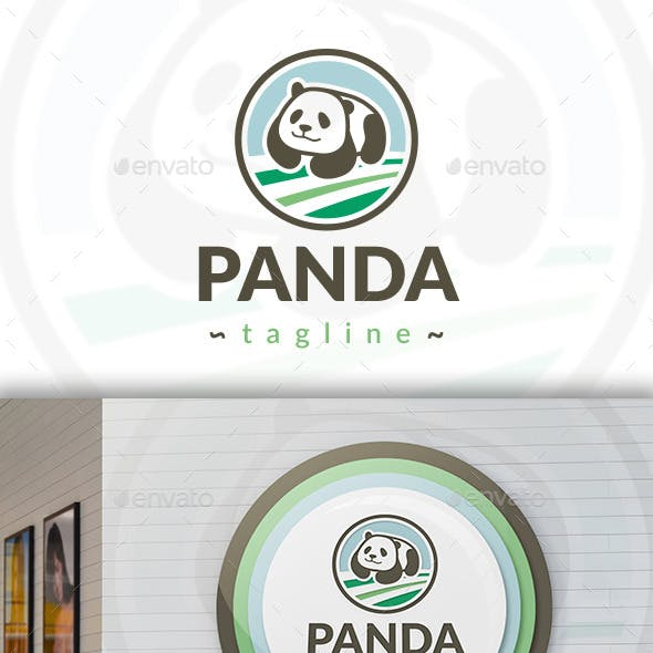 Panda Protect Logo