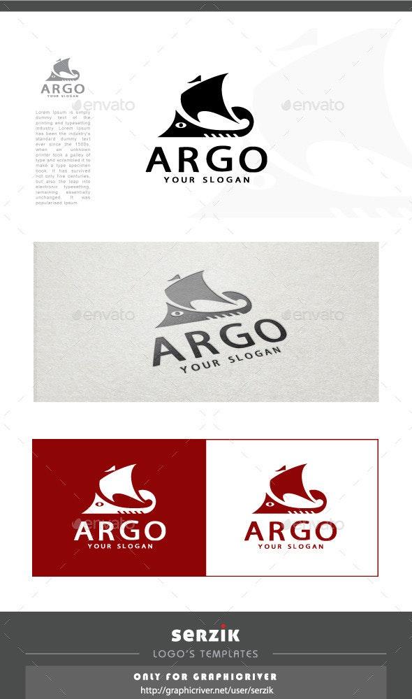 Argo Logo - Objects Logo Templates