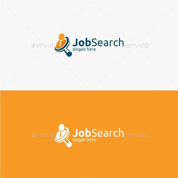 Job Search - Logo Template