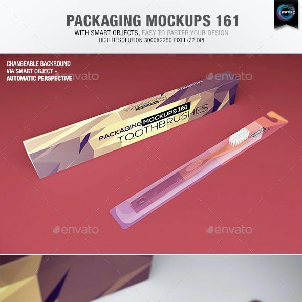 Packaging Mock-ups 161