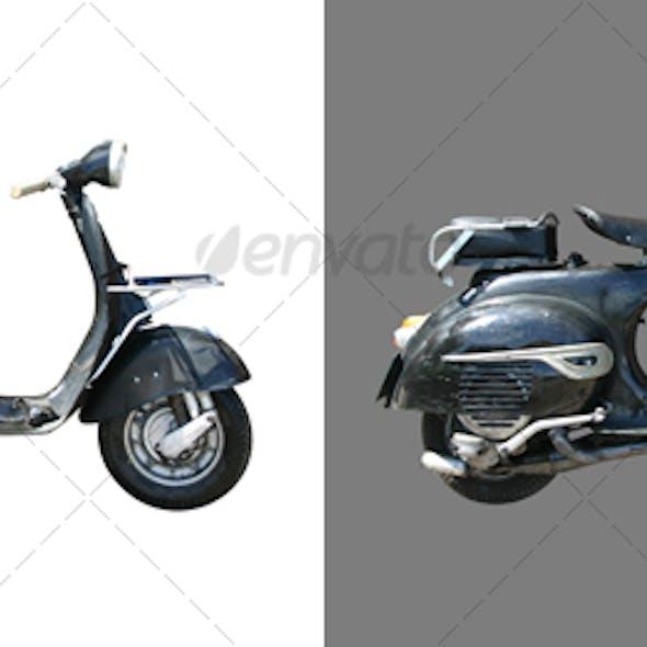 Classic Scooter / Bike