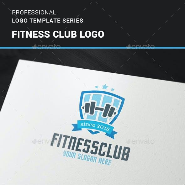 Fitness Club Logo Template