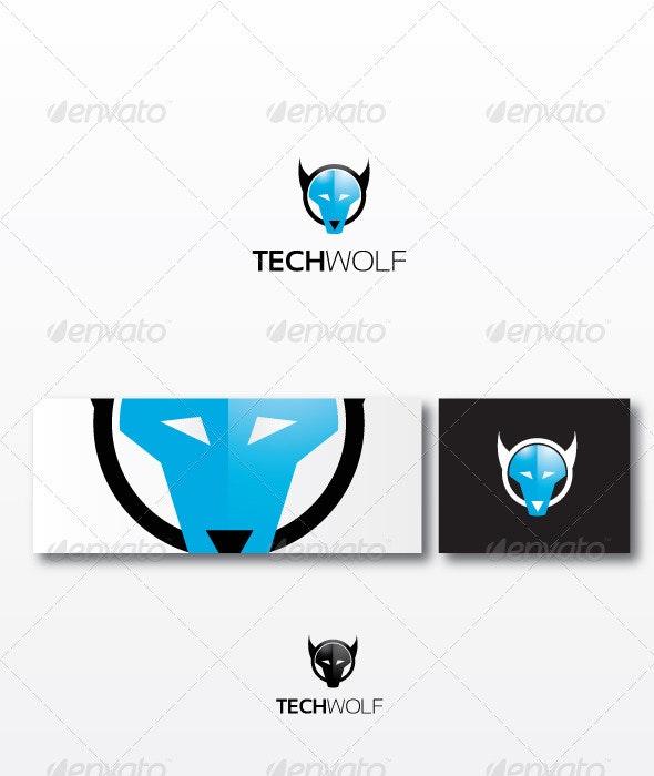 Techwolf - Animals Logo Templates