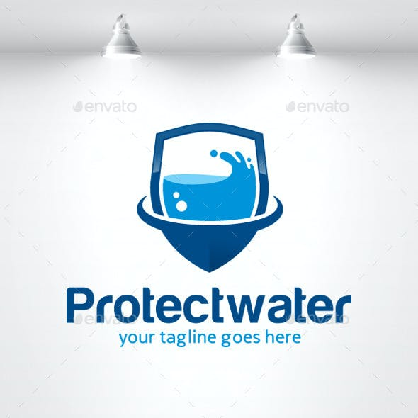 Water Protect Logo