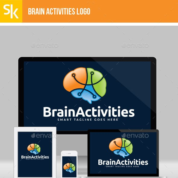 Brain Activity Logo