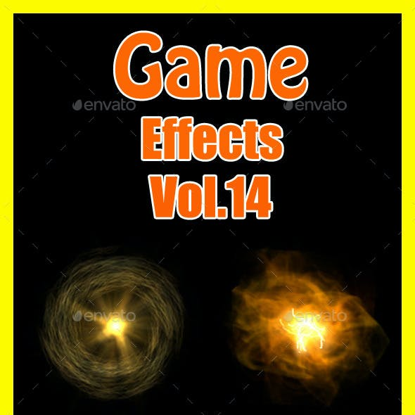 Game Effects Vol.14