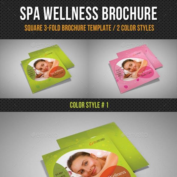 Spa Wellness Square 3-Fold Brochure 03