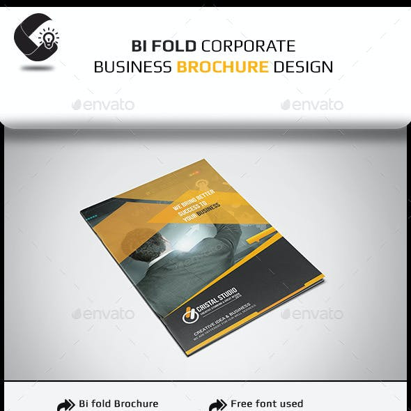 Corporate Brochure-Multipurpose