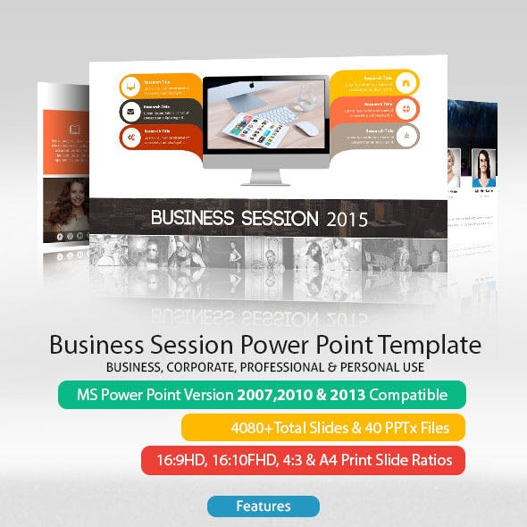 Business Session Power Point Presentation