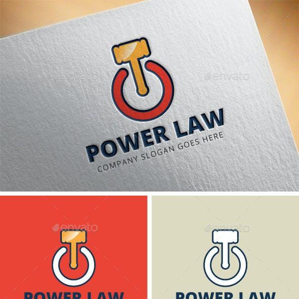 Power Law Logo