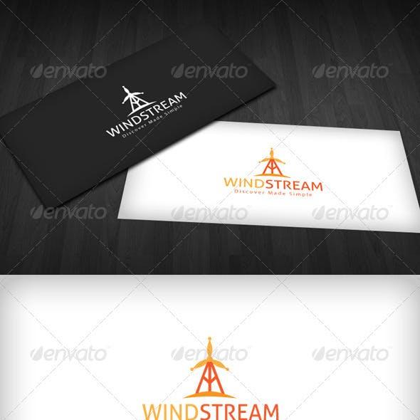 Wind Stream Logo