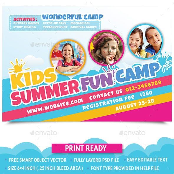 Kids Summer Fun Camp