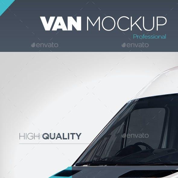 Van Mock Up