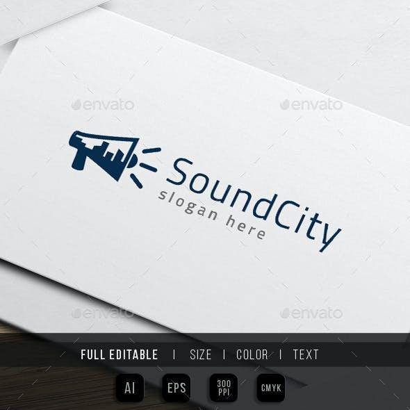 City Sound - Multimedia Production Logo