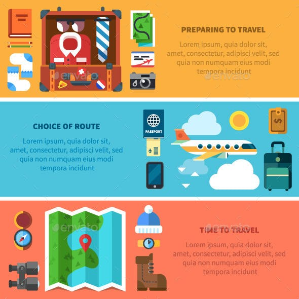 Steps to Starting a Travel. Instruction