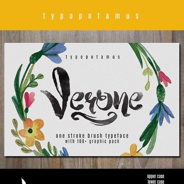 Verone Typeface
