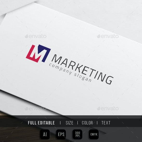 Marketing Media - Master Group M Logo