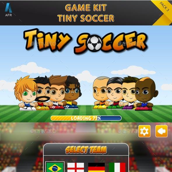 AFR Game Kit - Tiny Soccer