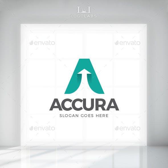 Accura - Letter A Logo