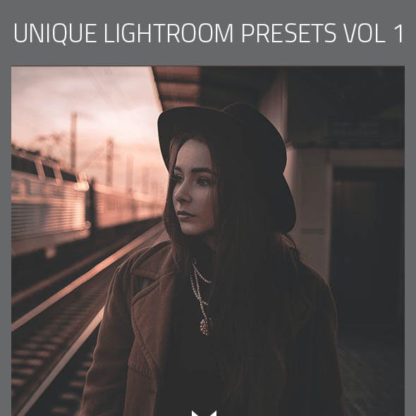 Unique Lightroom Presets VOL 1
