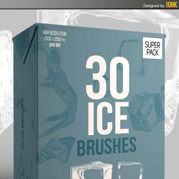 30 Ice Brushes