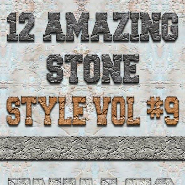 12 Stone Style Vol 9