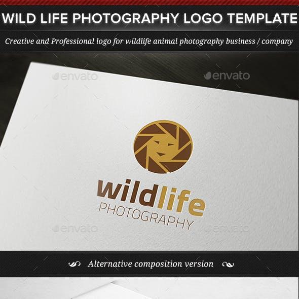 Wild Life Photography Logo Template