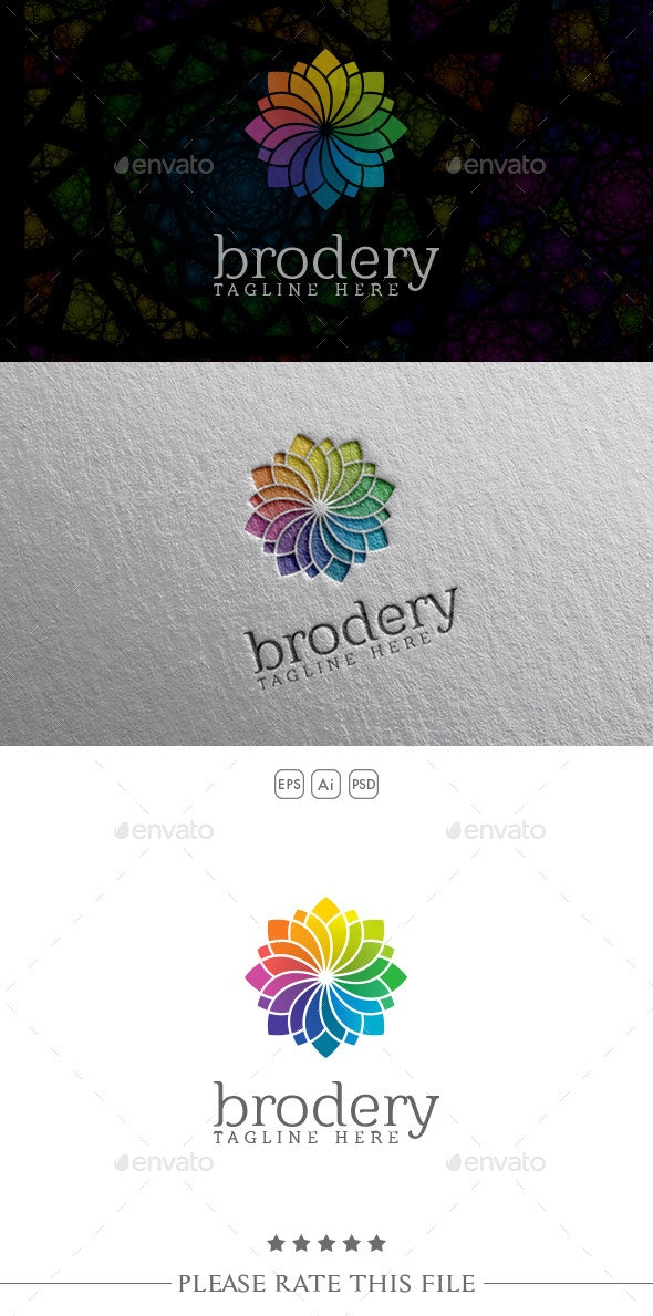 Colorful Logo - Vector Abstract