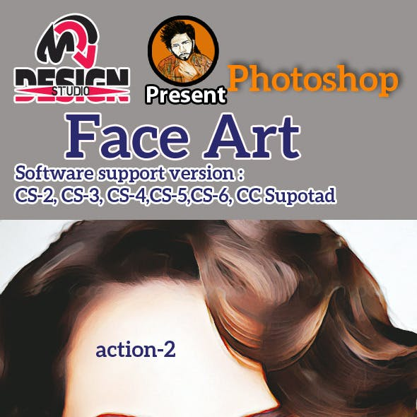 Face Art Action