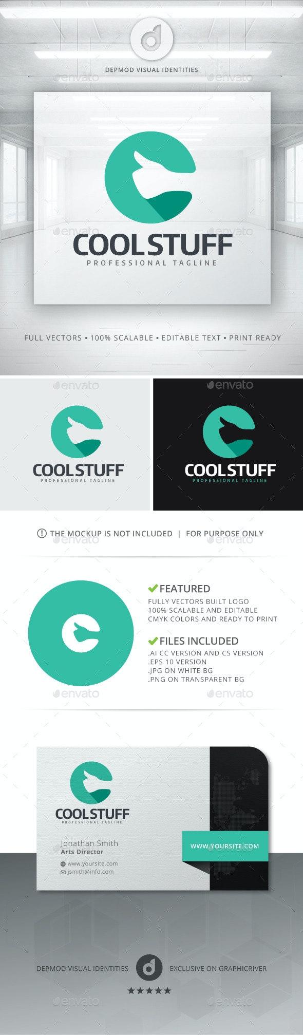 Cool Stuff Logo - Letters Logo Templates