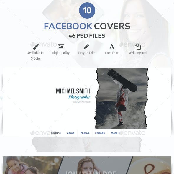 10 Facebook Timeline Covers