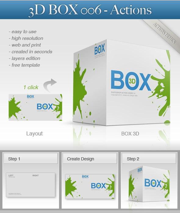 3D Box 006 - Utilities Actions