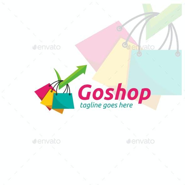 Go Shop - Store Logo