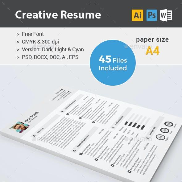 Resume - 01