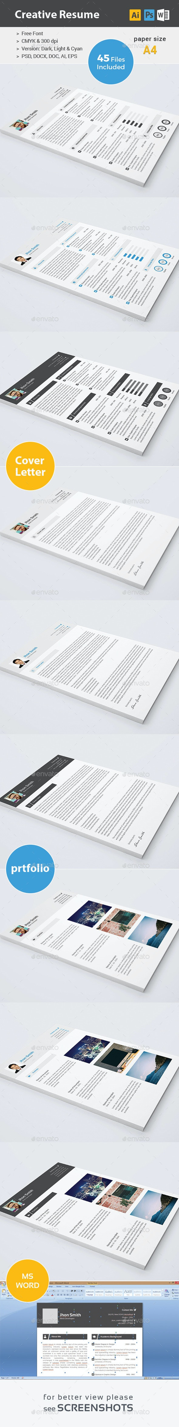 Resume - 01 - Resumes Stationery