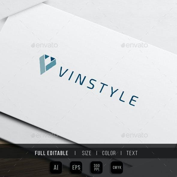 Gentle Style - Fashion Apparel - Tuxedo V Logo